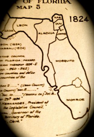 One Nation Under Mosquitos St Lucie RiverIndian River Lagoon - Indian river lagoon map