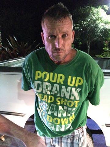 """Stuart Man charged with trafficking """"Opana."""""""