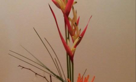 In A Vase on Monday-Ikebana Lite