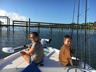 Captain Charlie's Fish Tales Charters