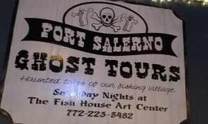 Port Salerno Ghost Tours