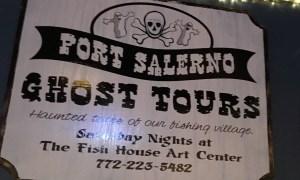 Port Salerno Ghost Tours