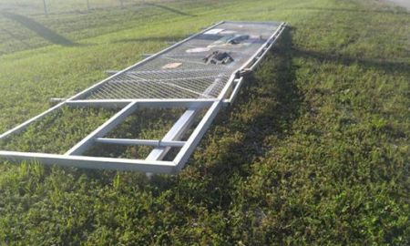 IMPAIRED DRIVER CRASHES THROUGH FP&L FACILITY GATES IN INDIANTOWN