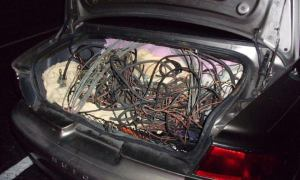 MCSO WARNS OF COPPER THIEVES