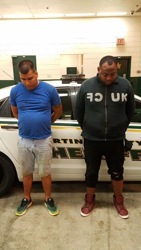 MCSO Manhunt turns up Burglar tools and arrests