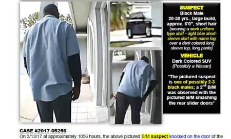 PSL Burglary BOLO
