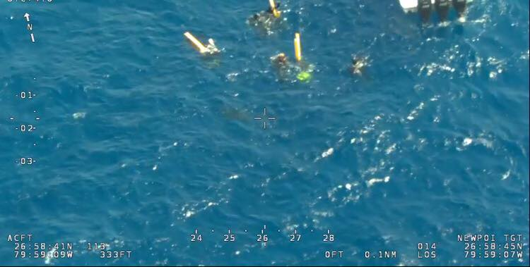 PBSO Rescued Missing Divers