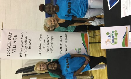 """FORT PIERCE RESIDENTS, AGENCIES COME TOGETHERFOR """"UNITY IN OUR COMMUNITY"""""""
