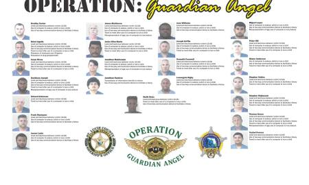 Sheriff's Office concludes Operation Guardian Angel