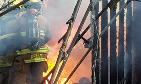 Fort Pierce: Fire on Seaway displaces two adults