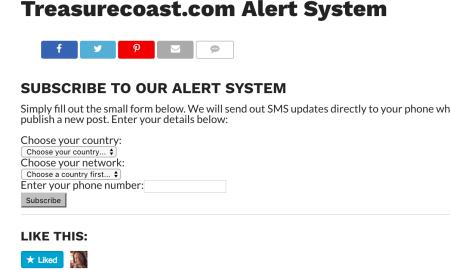 Get Hurricane Irma alerts at Treasurecoast.com