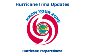 PBC Hurricane Irma County Update  9-9-2017