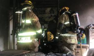 Ft Pierce home destroyed by Fire