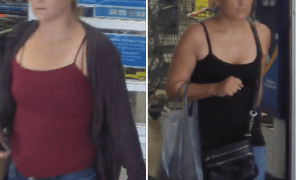 IRCSO seeks assistance to ID shoplifting suspects