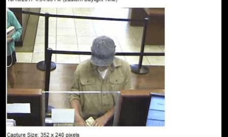 FBI: 'Shaky Bandit' robbed Treasure Coast Banks