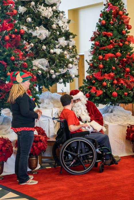 Special Needs Holiday Luncheon