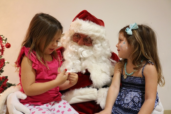 Santa's Calling