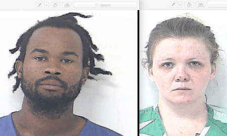 Two arrested, accused of selling drugs in Port St. Lucie