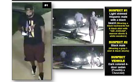 PSLPD looking to identify suspects impersonating a Federal Agent