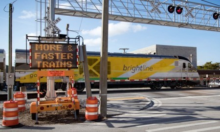 Congressman Brian Mast Organizing Conference Call Tomorrow Night to Discuss Brightline's Ability to Expand on the Treasure C