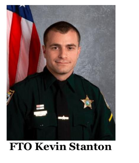 FUNERAL ARRANGEMENTS FOR DEPUTY KEVIN STANTON