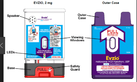 The VBPD announces the deployment of Evzio auto-injectors to help in the fight against opioid overdose deaths.