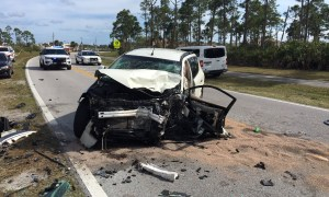 PSLPD investigating Cashmere Blvd head on crash