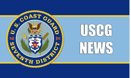 Coast Guard searches for missing boaters who left from Stuart