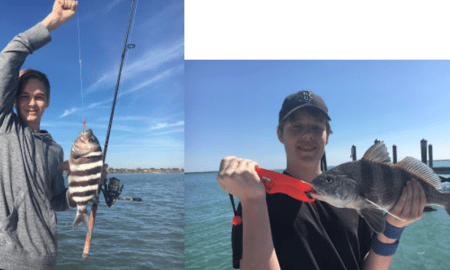 Captain Charlie's Fish Tales April 2018