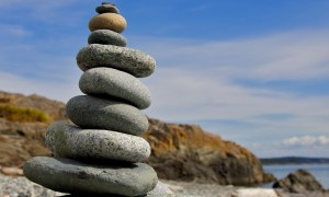 St. Lucie County Asks Residents to Not Stack Rocks on the Beach