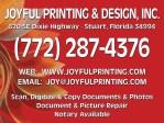 Joyful Printing