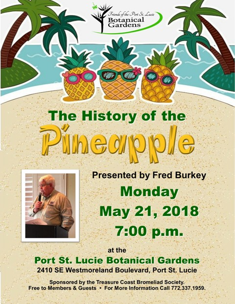 The History of the Pineapple