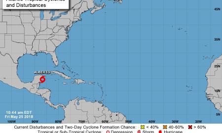 Welcome to Hurricane Season 2018