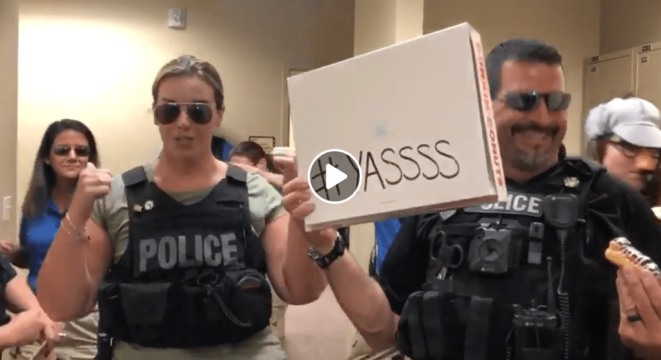 Treasure Coast Police Lip Synch Battle
