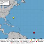 NHC monitoring two tropical disturbances