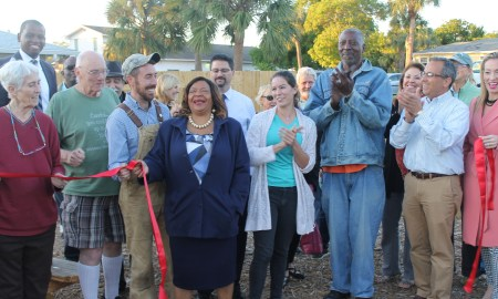 All new community garden sprouts up in East Stuart