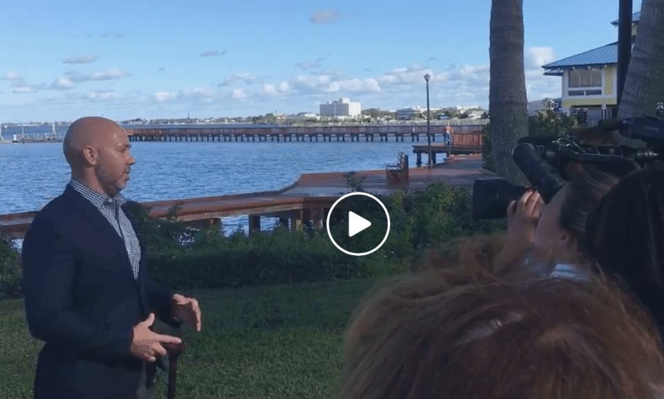 Congressman Mast reintroduces the South Florida Clean Coastal Waters Act