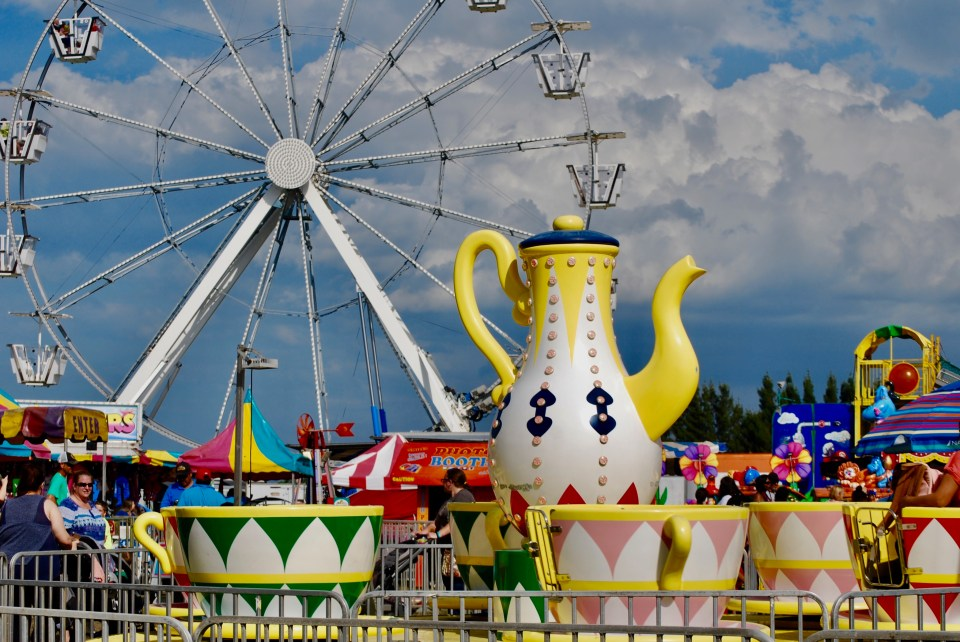 Head out to the St Lucie County Fair