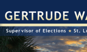 St Lucie County Vote-By-Mail Ballots Are In the Mail