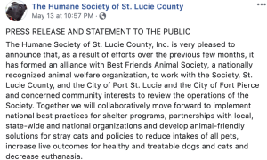 New details about deadly dog bite at Humane Society of St. Lucie County