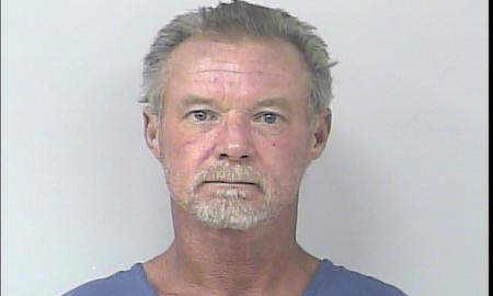 57-year-old man stole vehicle