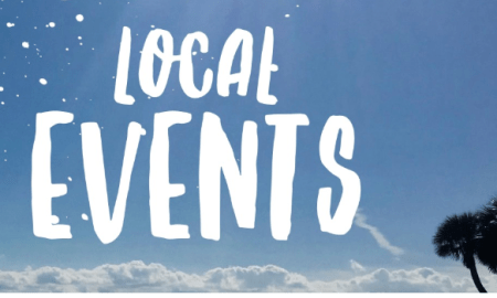 Weekend Events August 17 and 18