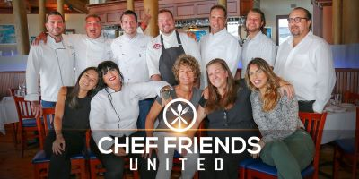 Chef Friends United Bahamas Benefit Dinner