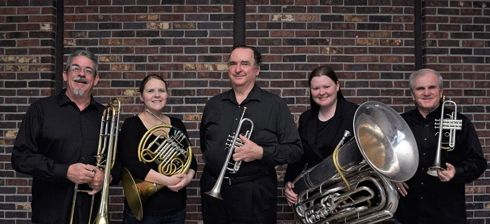 TIME CORRECTION: Gainesville Brass Quintet Concert and Art Gallery Opening Reception