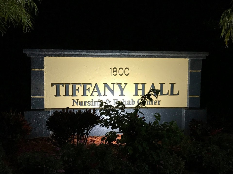 Port St. Lucie Detectives investigating a Murder at Tiffany Hall Nursing and Rehabilitation Center