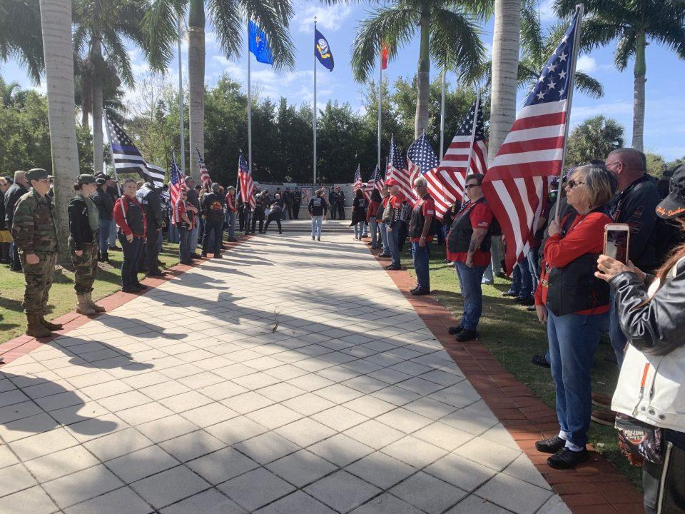 Trooper Joseph Bullock Honor Ride (Videos and Photos)