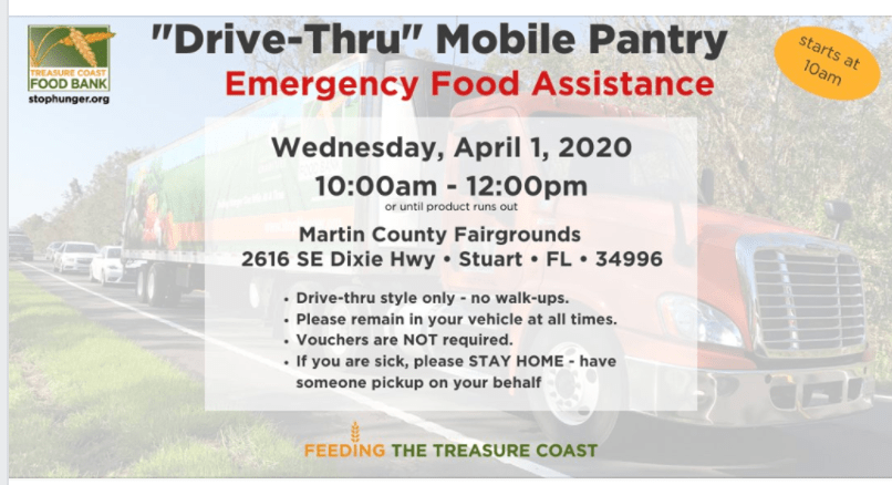 Treasure Coast Covid-19 Update March 31,2019