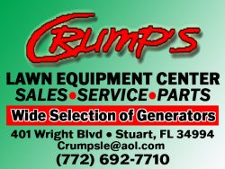 Crumps Lawn Equipment