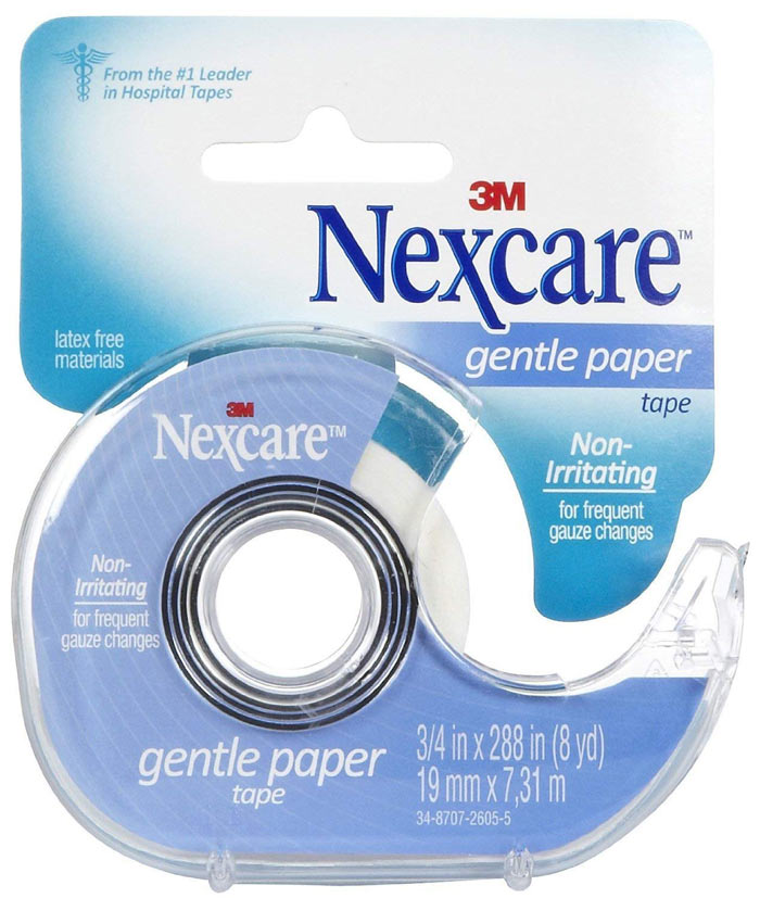 Nexcare Gentle Paper Medical Tape