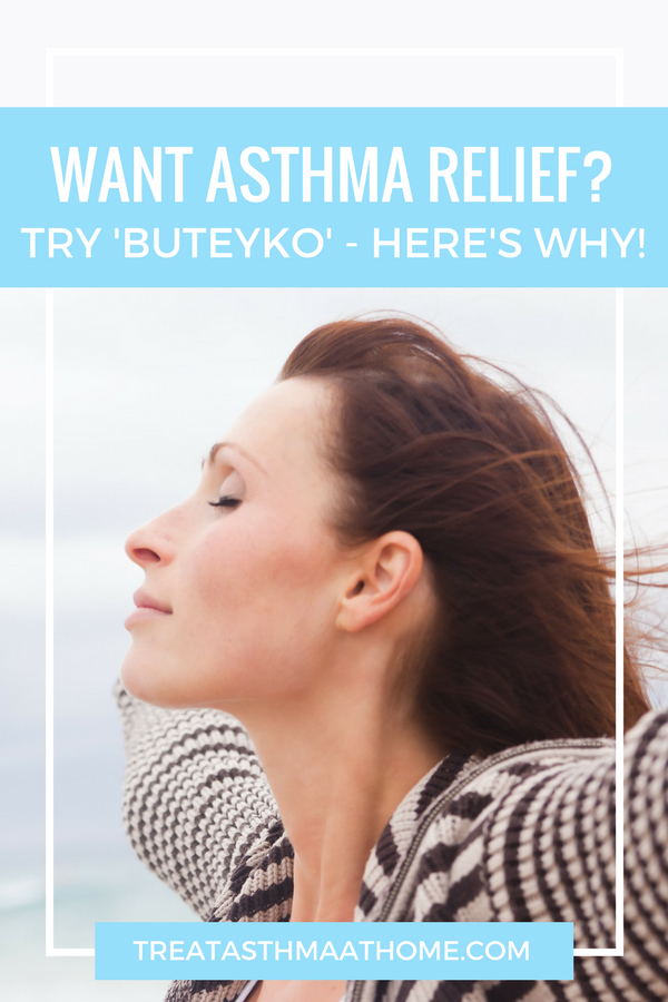 buteyko-breathing-for-asthma-relief pinterest graphic